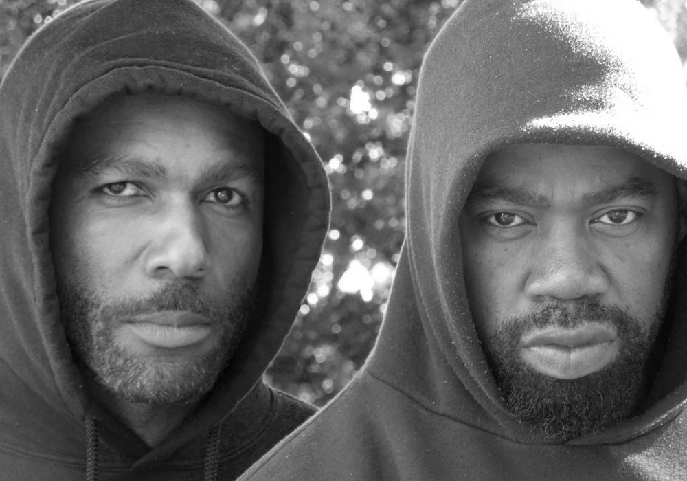"C. Kemal Nance and Stafford Berry, Jr. ""What Does Black Masculinity Look Like?"", 2014. Photo provided."
