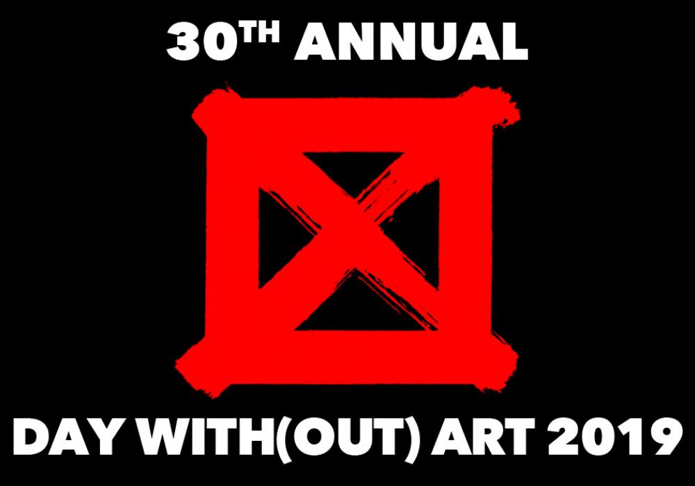 Visual AIDS 30th Annual Day With(out) Art, 2019. Image courtesy of visualaids.org.