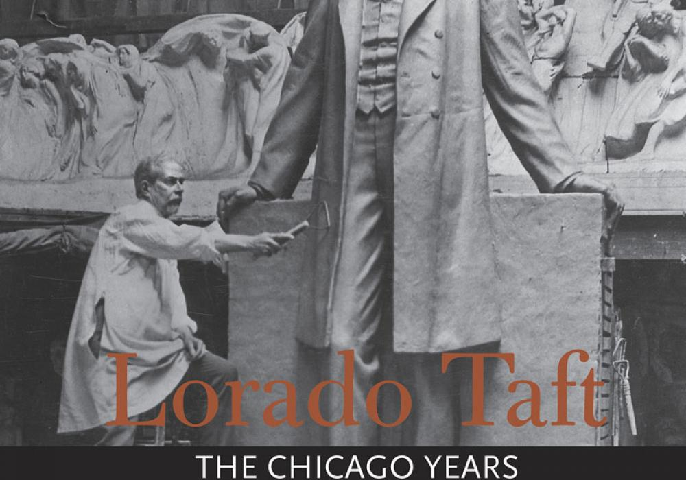 Cover Art for Lorado Taft: The Chicago Years (2014)
