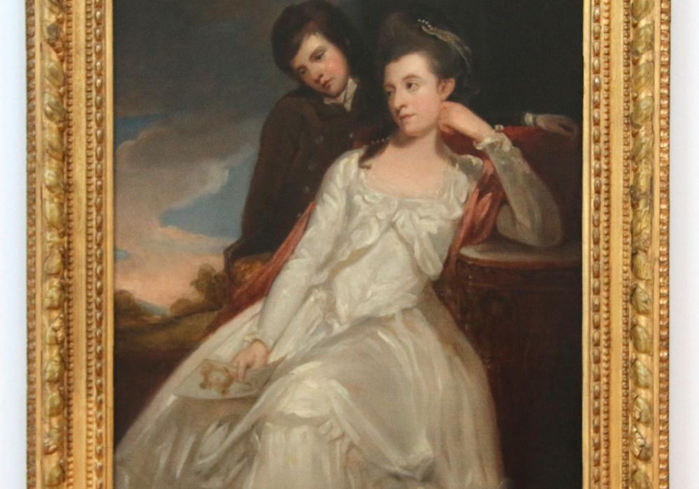 George Romney (after), Jane Maxwell, Duchess of Gordon and Her Son, George Duncan, Marquess of Huntly, 1778. Oil on canvas. Gift of Merle J. and Emily N. Trees 1940-1-6