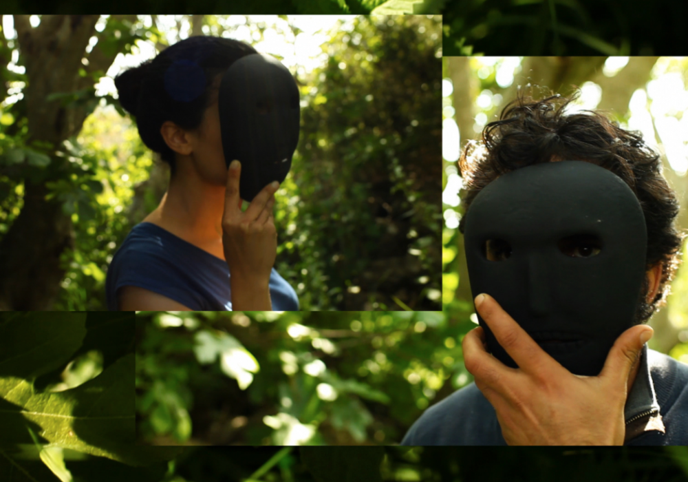 Video still from And Yet My Mask is Powerful by Basel Abbas and Ruanne Abou-Rahme