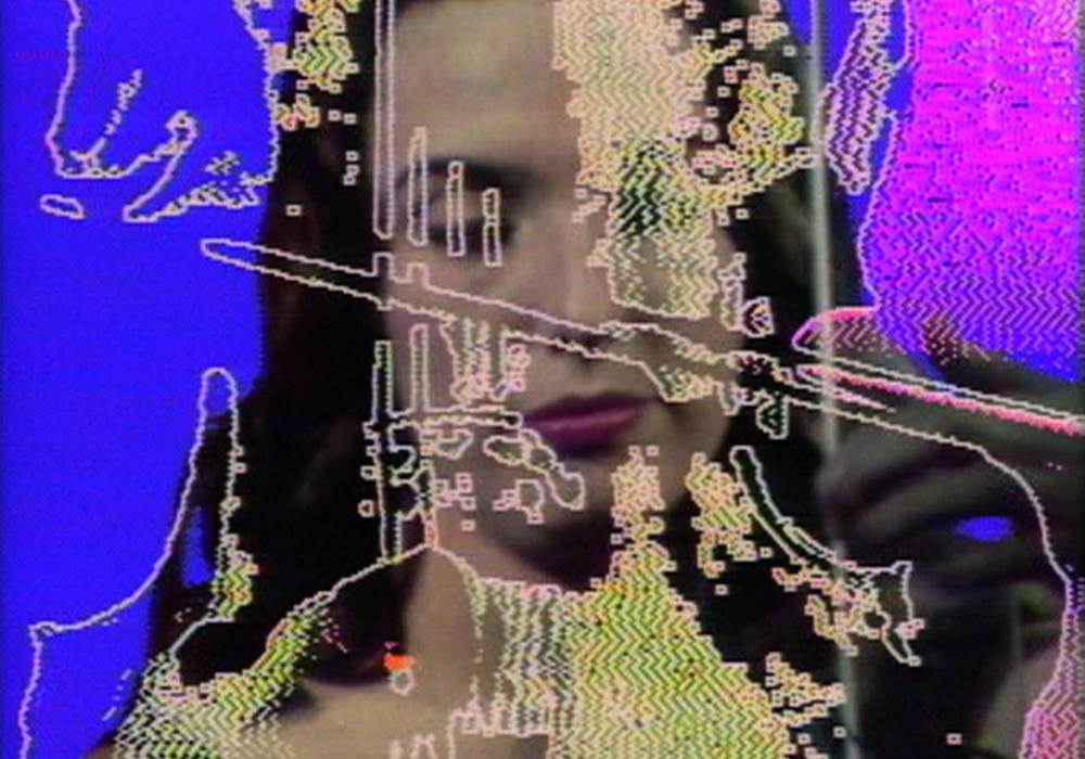 Nam June Paik in collaboration with John Godfrey. Global Groove, 1973. Single-channel video with sound, 28 min 30 sec. Courtesy Electronic Arts Intermix (EAI), New York © Nam June Paik Studios