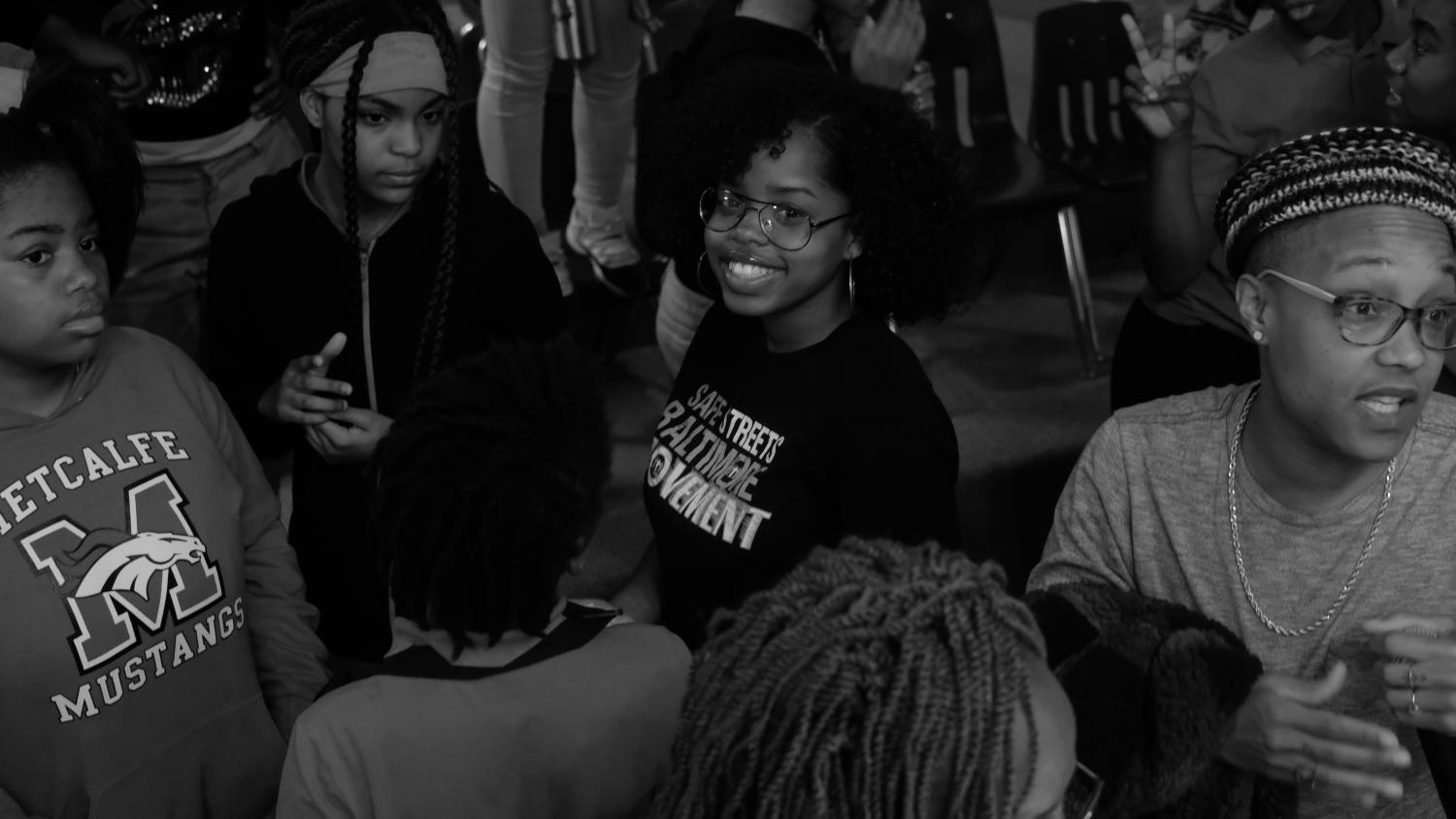 Black Girl Genius Week, 2019. Photo courtesy of Saving Our Lives Hear Our Truths (SOLTHOT).
