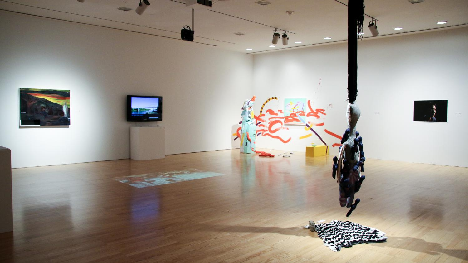 2015 Bachelor of Fine Arts Exhibition at Krannert Art Museum