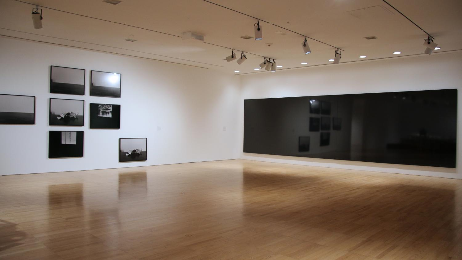 Time / Image, installation at Krannert Art Museum, 2016. Photo by Julia Nucci Kelly